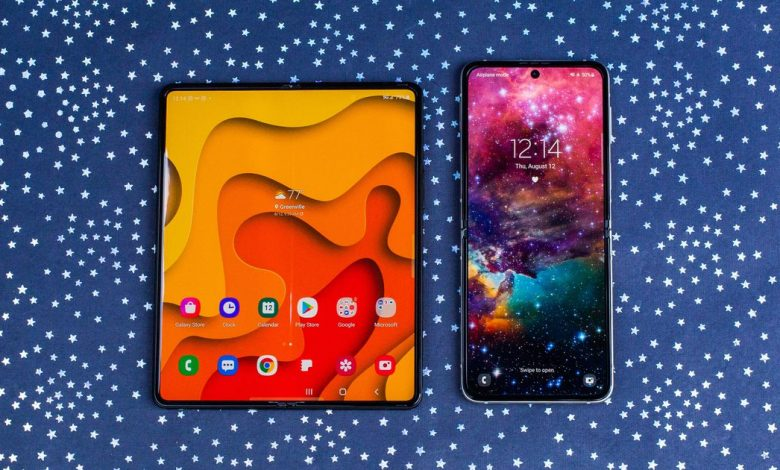 Samsung says Z Fold 3, Z Flip 3 pre-orders have surpassed its total 2021 foldable sales