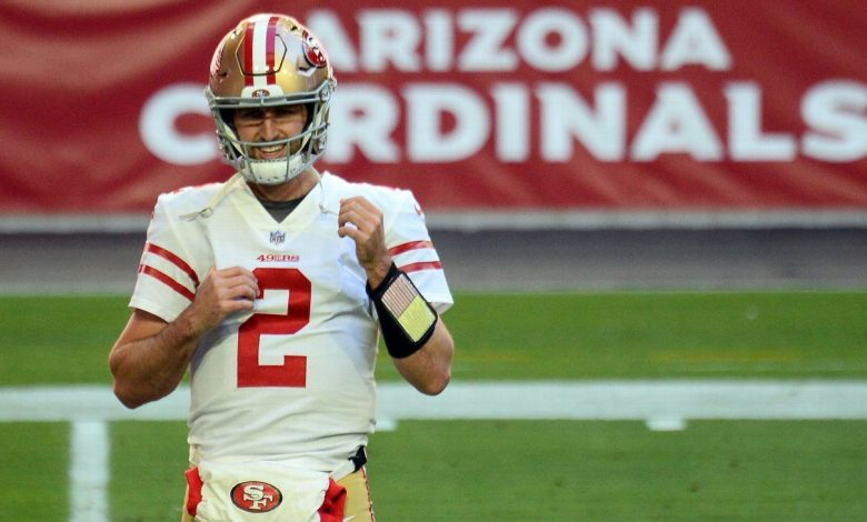 San Francisco 49ers cut former 10th overall pick Josh Rosen after QB's struggles in training camp