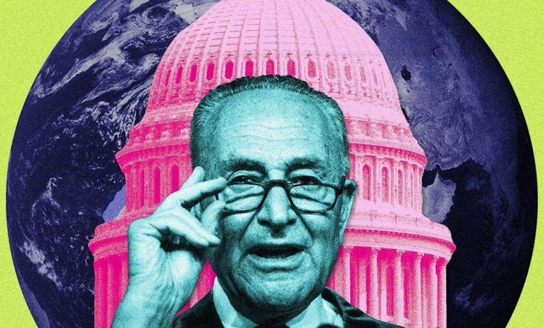Schumer's high-stakes climate play