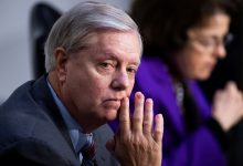 Sen. Lindsey Graham positive for Covid after Manchin party