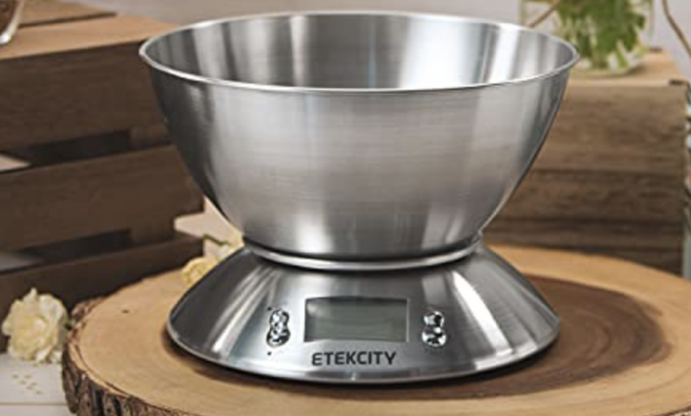 This $10 smart bowl and scale will make cooking so much fun