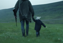 This new movie about a half-lamb, half-human child looks terrifying