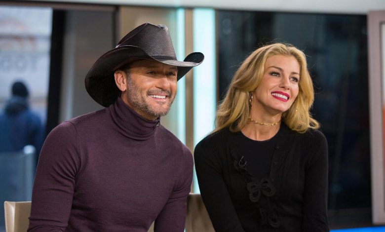 Tim McGraw on how Faith Hill helped him get sober