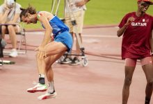 Tokyo Olympics: High jump event ends with unprecedented shared gold