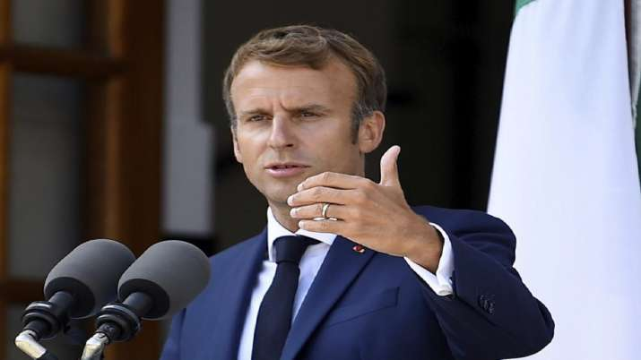 United States withdrawal, Afghanistan situation, french President Emmanuel Macron, afghan, taliban c