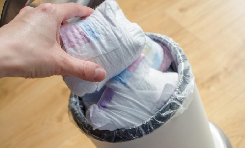 Used Diapers