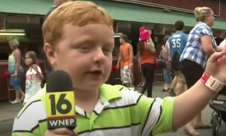 Viral 'Apparently Kid' interview just got its own soundtrack, and it's perfect