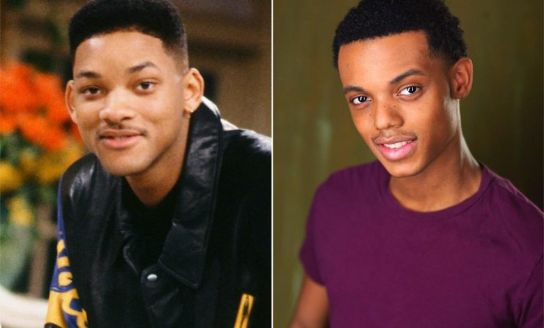 Watch Will Smith cast the new Will for Fresh Prince drama reboot
