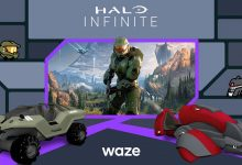 Waze launches Halo voice guidance, graphics to celebrate series' 20th anniversary