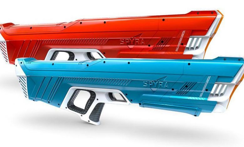 Would you spend $174 on a water gun?