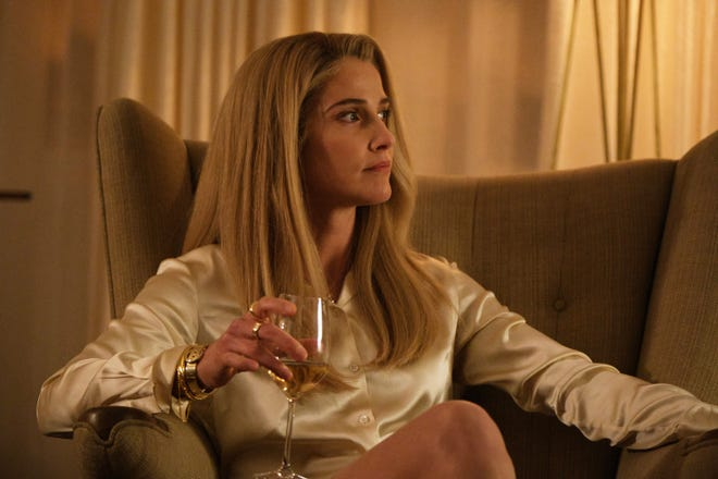 """Cobie Smulders plays conservative commentator Ann Coulter in FX miniseries """"Impeachment: American Crime Story."""""""