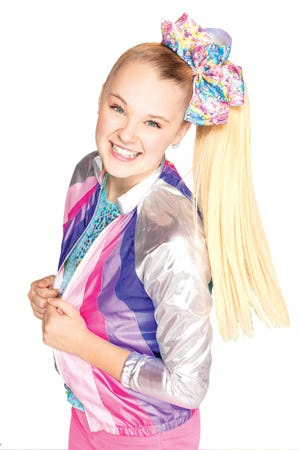 Social media personality JoJo Siwa has the moves and the followers to be a force.