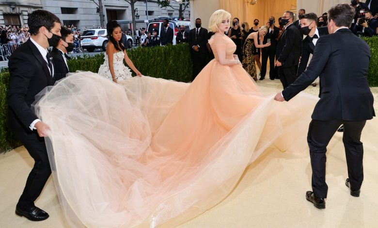 Met Gala 2021: The wildest red-carpet looks from the biggest night in fashion