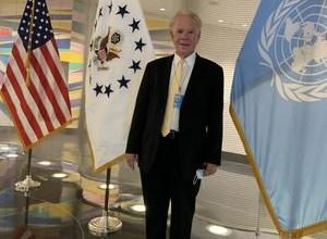 President Biden Names Los Angeles Businessman Sim Farar as a Representative of the United States to the 76th Session of the General Assembly of the United Nations
