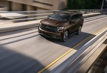 2022 Chevy Tahoe, Suburban gain Google built-in and expanded 6.2L V8 options