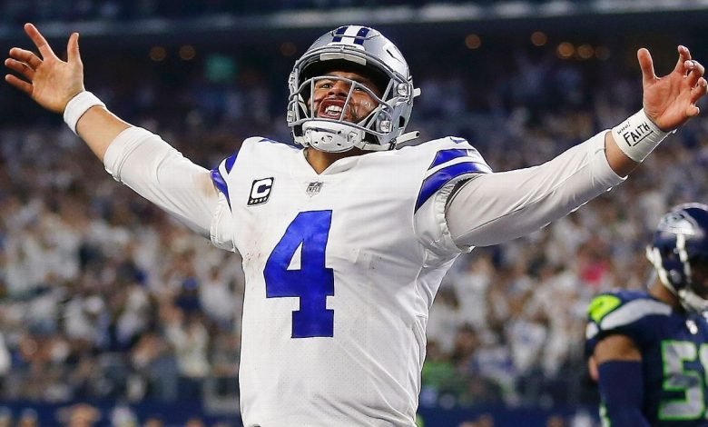 340 days, two surgeries and Dak is back