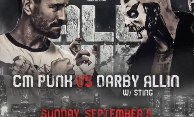 AEW All Out 2021: How to watch, start times and match card