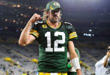 Aaron Rodgers throws for 4 TDs as Green Bay Packers quiet critics with bounce-back effort vs. Detroit Lions