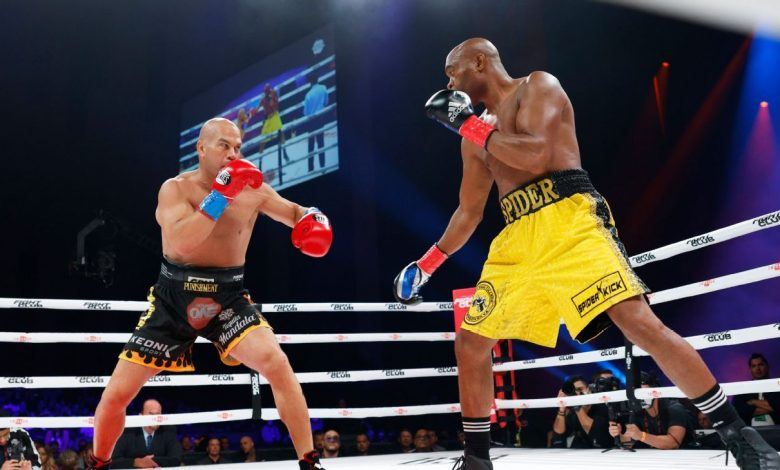 Anderson Silva knocks Tito Ortiz out cold in 81 seconds for second boxing victory