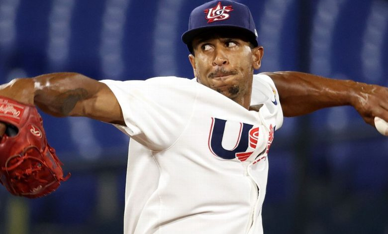 Anthony Gose, 31, former outfielder converted to reliever, promoted by Cleveland Indians