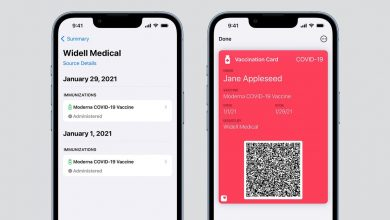 Apple Wallet will soon let you store your COVID vaccination card