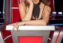 """Ariana Grande made her highly-anticipated debut on NBC's """"The Voice"""" Monday as the newest coach."""