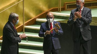 As leaders reconvene at UN, climate and COVID top the list