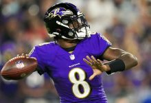 Baltimore Ravens get on the board with funky TD against Kansas City Chiefs