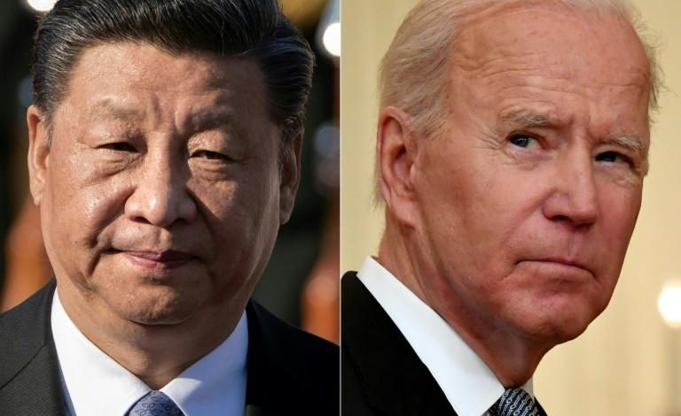 Biden, Xi talk to avoid US-China 'conflict:' W.House