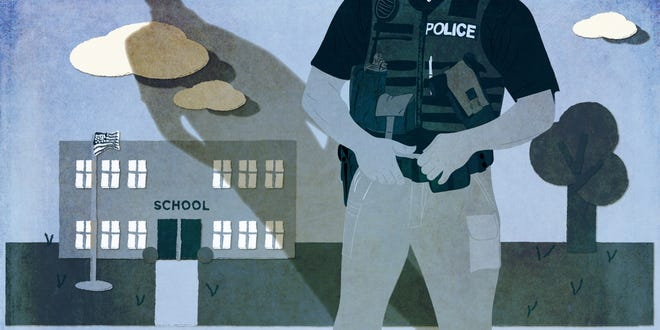 A Center for Public Integrity analysis of U.S. Department of Education data found that school policing disproportionately affects students with disabilities, Black children and, in some states, Native American and Latino children. Nationwide, Black students and students with disabilities were referred to law enforcement at nearly twice their share of the overall student population.