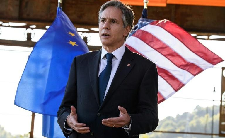 Blinken says ball in Iran's court on nuclear deal