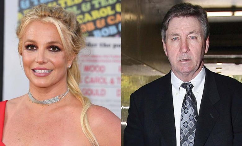 Britney Spears's dad Jamie Spears suspended as conservator