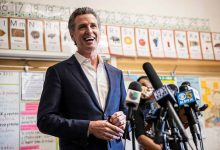 California counties with high Covid vaccination rates helped Newsom win recall election