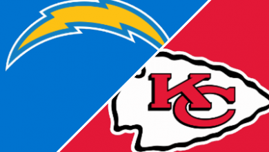Chargers vs. Chiefs - Game Summary - September 26, 2021
