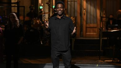 Chris Rock says he's tested positive for COVID-19: 'Get vaccinated'