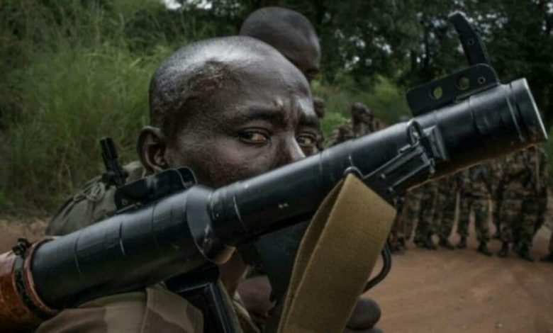 Conflict is spreading across the African continent
