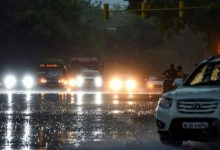 IMD issues warning for bad weather in Delhi on Wednesday