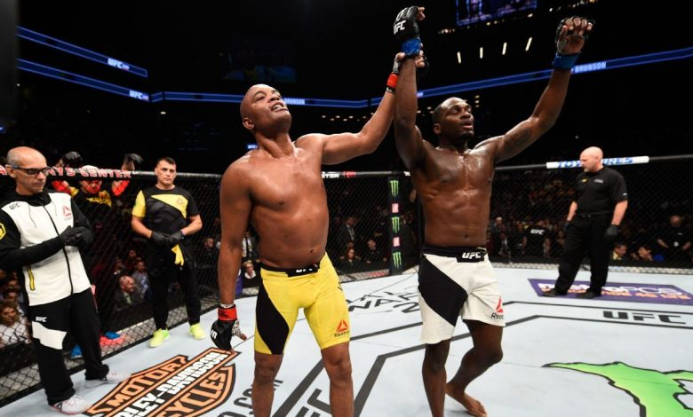 Derek Brunson recalls his top 5 middleweight fights -- 'The only thing I haven't done was be a champion'