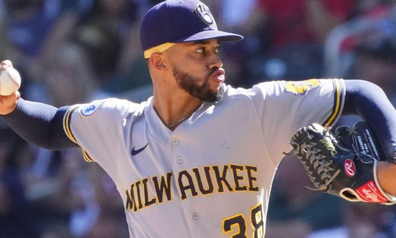 Devin Williams likely to miss Milwaukee Brewers' postseason run after reliever 'punched a wall'