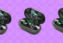 Donerton Wireless Earbuds are $103 off at Amazon