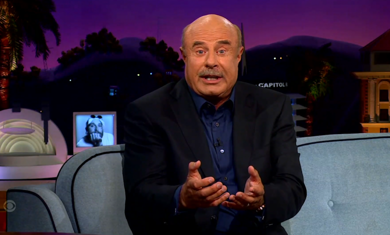 Dr. Phil responds to people's excuses not to get vaccinated
