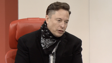 Elon Musk on Blue Origin suing NASA: 'You can't sue your way to the moon'