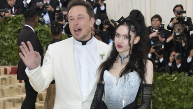 Elon Musk says he and Grimes 'semi-separated'