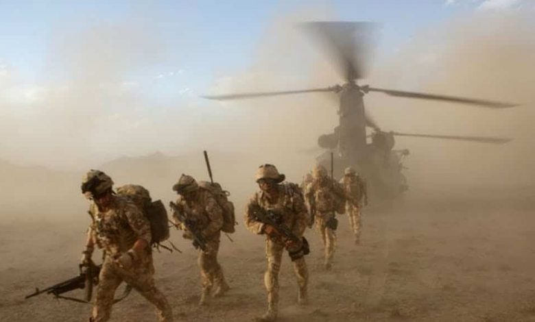 Europe willingly forfeited a leadership role in Afghanistan