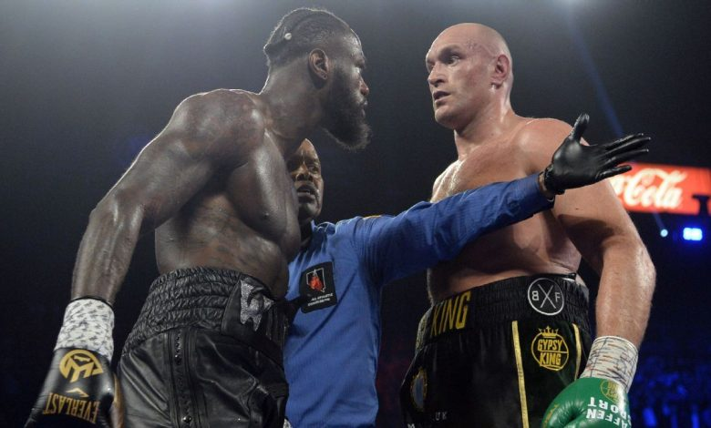 Everything you need to know about Tyson Fury-Deontay Wilder III