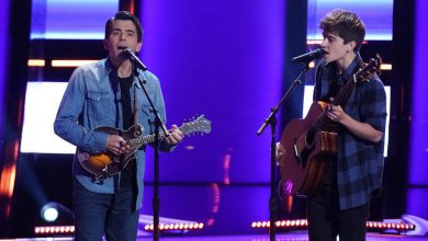 Father and teen trans son make history with 'The Voice' audition