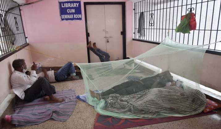 Firozabad dengue outbreak: Toll reaches 51, Central and UP officials review situation