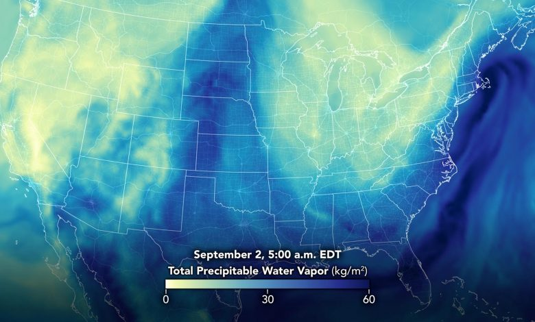 """Flash Floods From Ida Swamp the Northeast – Areas Hit With 6-10"""" of Rain Fall in Just a Few Hours"""