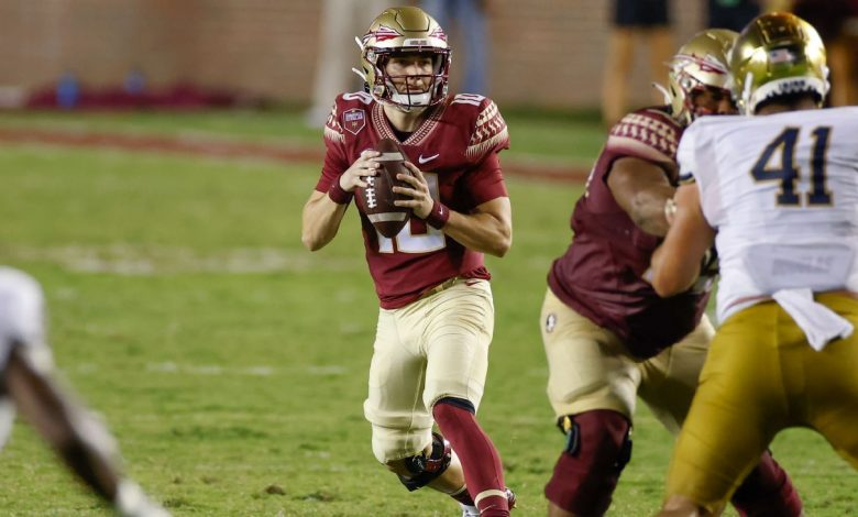Florida State quarterback McKenzie Milton proves he can do more than just play again -- he can win