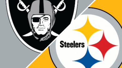 Follow live: Steelers host Raiders after magical Monday night win as both teams work toward 2-0 start